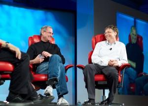 Стив Джобс (Steve Jobs), Билл Гейтс (Bill Gates)