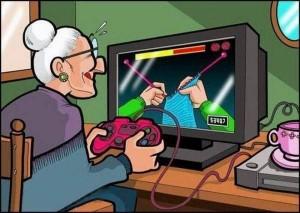 Сайт бабушки