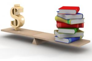 Доллары и книги