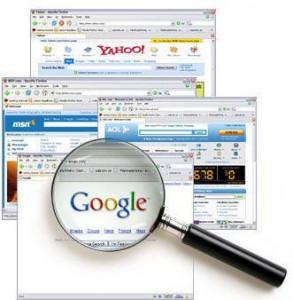 Поиск в Интернете