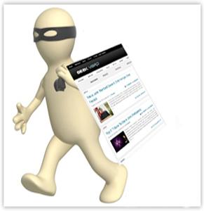 Воровство контента сайтов