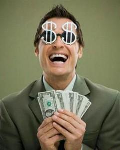 Деньги в глазах