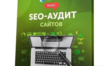 Бесплатные SEO-аудиты ваших сайтов (абонемент на 2 года)