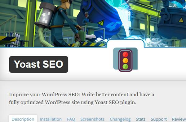 Плагин Yoast SEO для WordPress
